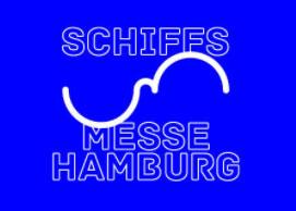 Logo der Hamburger Schiffsmesse